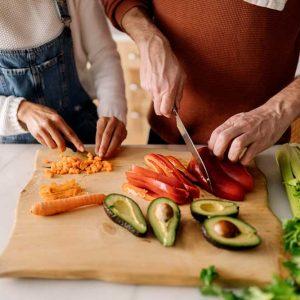 Cocina Libre Saludable. Fondos de Nevera